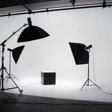 циклорама в фотостудии